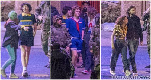 Солдаты, вертолеты и Вайнона Райдер в военной форме: как снимали финал 3 сезона «Очень странных дел»