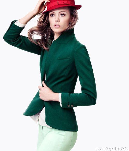 Рекламная кампания H&M. Зима 2012