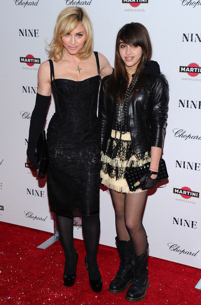 Новую линию одежды Мадонны обвиняют в сексуализации тинэйджеров
