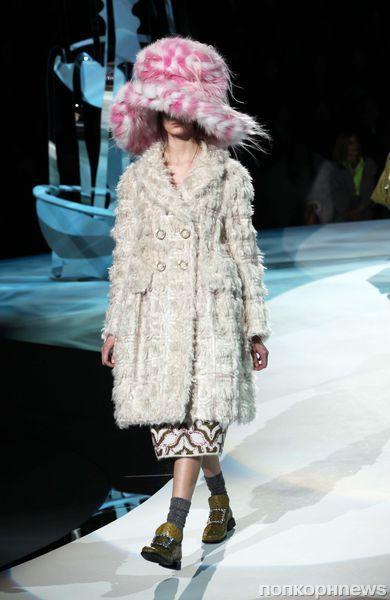 Модный показ Marc Jacobs. Осень / зима 2012-2013