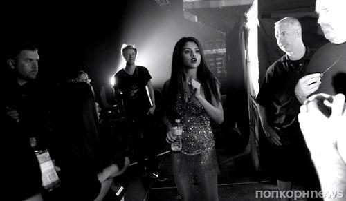 Видео: Селена Гомес за кулисами тура Stars Dance