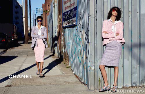 Фото: Chanel покоряет Нью-Йорк в новой рекламной кампании весна-лето 2016