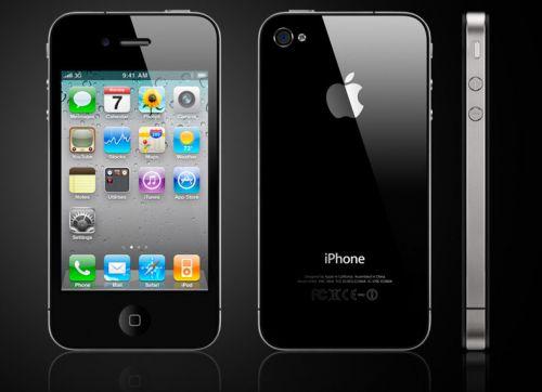 Релкама нового iPhone 4