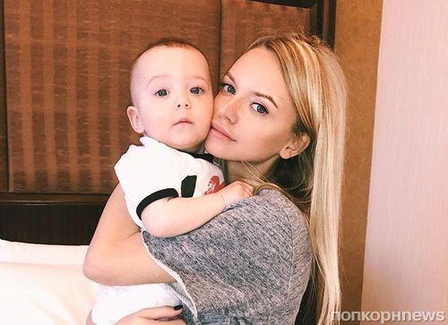 Милана Тюльпанова наконец-то забрала сына у Александра Кержакова
