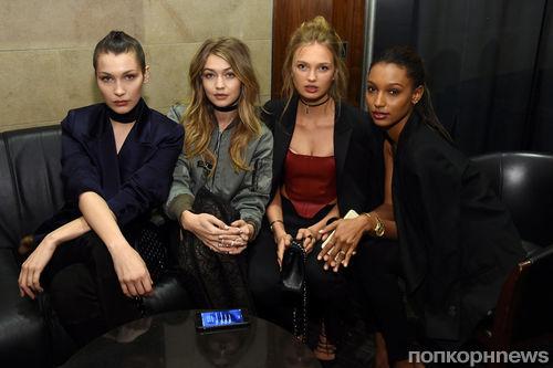 Фото: знаменитости на показах Недели моды в Нью-Йорке