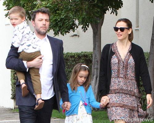 Бен Аффлек по-прежнему не хочет разводиться с Дженнифер Гарнер