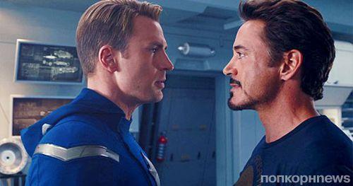 Глава Marvel: Роберт Дауни-младший и Крис Эванс останутся в киновселенной «на много-много лет»
