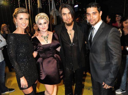 Звезды  на Latin American Awards 2009