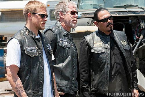 Официально: у сериала «Сыны анархии» появится спин-офф