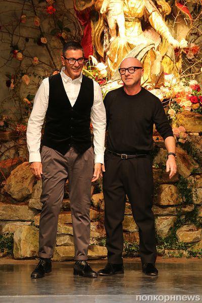 Dolce & Gabbana оштрафовали на 340 миллионов евро