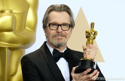 Бывшая жена Гари Олдмана критикует решение Киноакадемии наградить его «Оскаром»