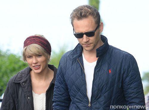 Тейлор Свифт призналась, что «влюблена» в Тома Хиддлстона