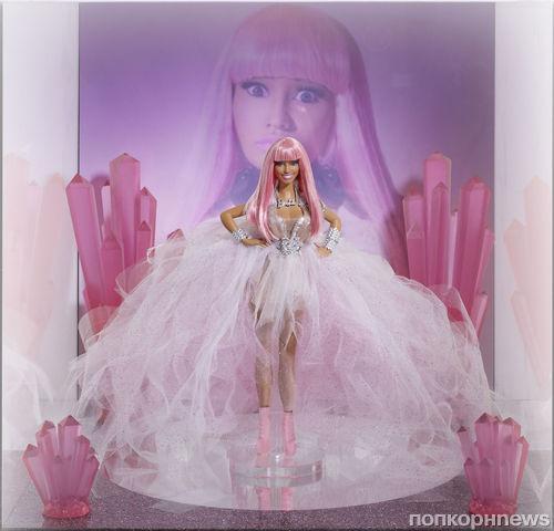 По образу Ники Минаж и Кэти Перри сделают кукол Барби