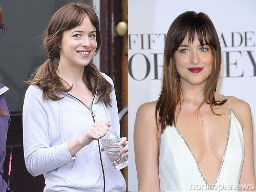 Знаменитости без грима и Фотошопа: как выглядят звезды до и после макияжа