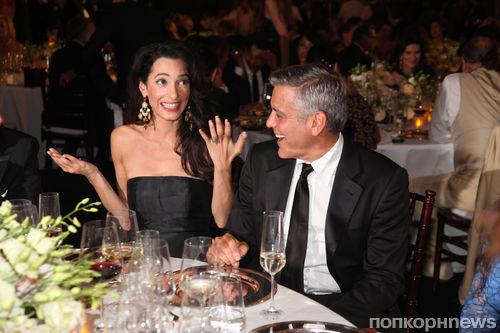 Джордж Клуни и Амаль Аламуддин поженятся через две недели