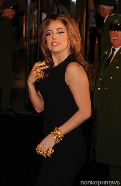 Lady GaGa стошнило во время выступления