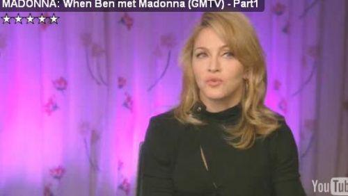 Мадонна ведет себя как королева