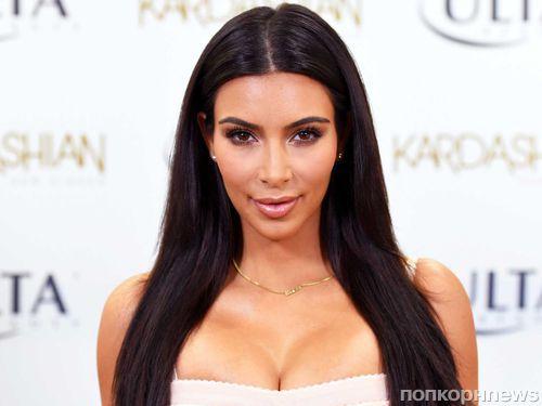 Ким Кардашьян показала новое фото подросшего сына Сейнта