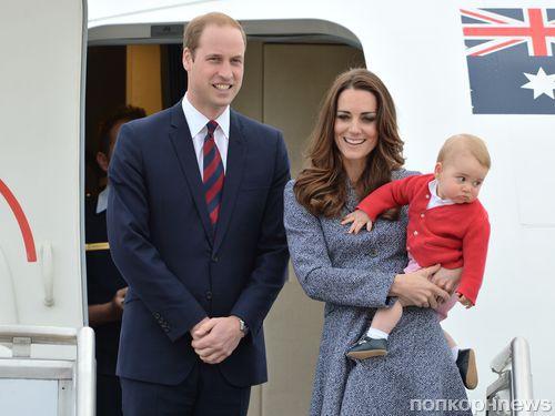 Второй ребенок Кейт Миддлтон и принца Уильяма родится в апреле 2015