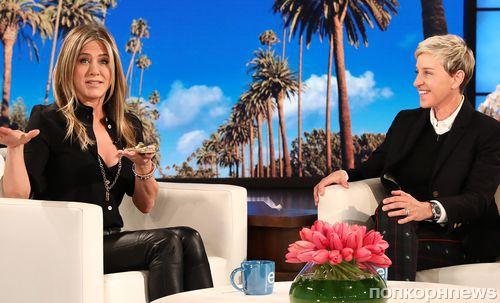 Дженнифер Энистон прокомментировала шансы на продолжение «Друзей»