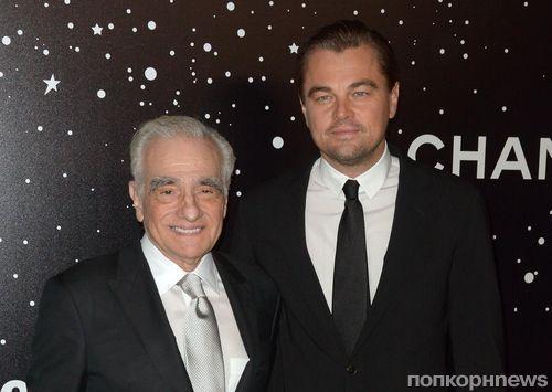 Леонардо ДиКаприо и другие звезды поддержали Мартина Скорсезе на вечере в его честь