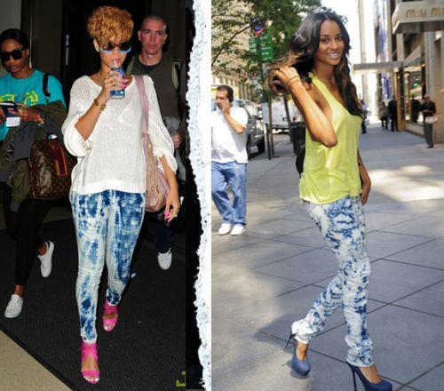 Fashion battle: Рианна и Сиара