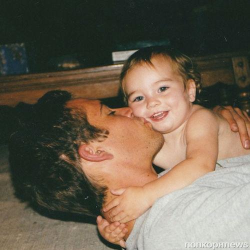 Дочь погибшего Пола Уокера поздравила его с Днем отца