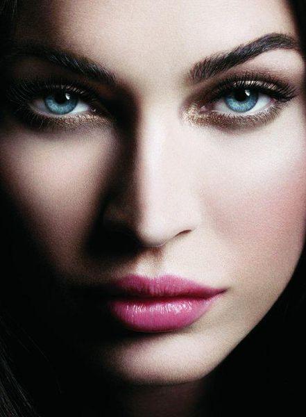 Видео: Меган Фокс в рекламе коместических продуктов Giorgio Armani Beauty