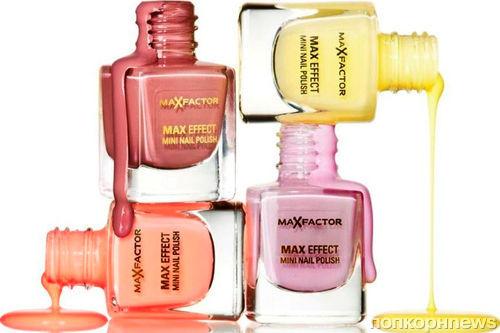 Max Factor выпускает лаки для ногтей по мотивам мировых столиц