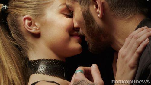 Зейн Малик представил дебютный клип Pillowtalk с ДжиДжи Хадид в главной роли