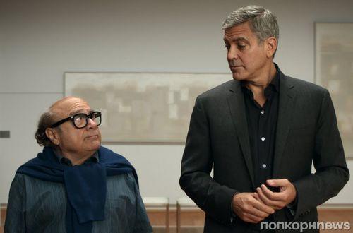 Джордж Клуни  и Дэнни Де Вито снялись в новом рекламном ролике Nespresso