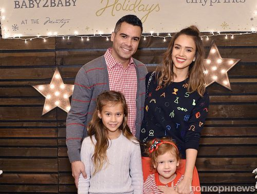 Фото: звезды с детьми на вечеринке Baby2Baby