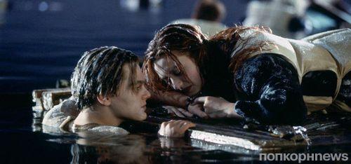 Кейт Уинслет считает, что герой ДиКаприо в «Титанике» мог спастись