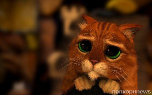 Официально: у «Кота в сапогах» появится сиквел