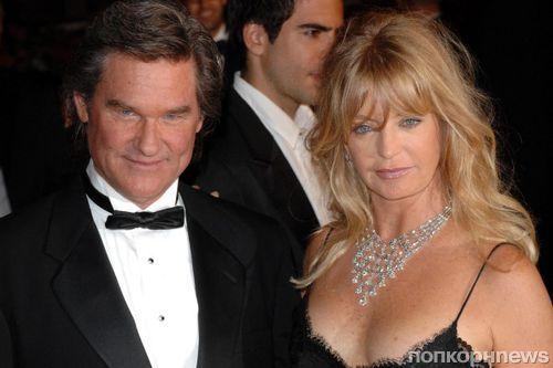 Голди Хоун и Курт Рассел после 30 лет отношений решили пожениться