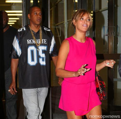 Бейонсе и Jay-Z  на грани разрыва