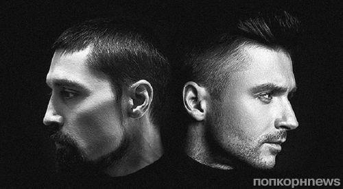 Дима Билан и Сергей Лазарев представили тизер нового клипа «Прости меня»