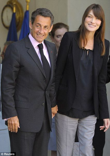 У Карлы Бруни и Николя Саркози будет сын