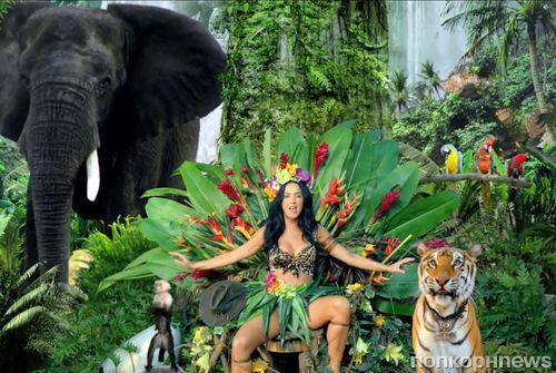 PETA возмущена новым клипом Кэти Перри