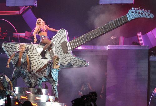 Концерт Бритни Спирс в Сакраменто