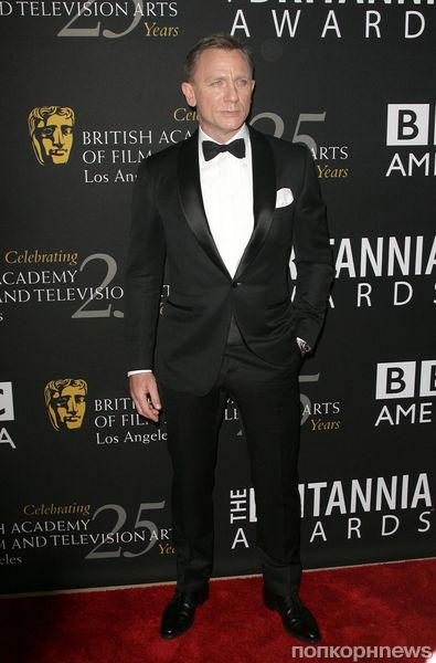 Звезды на BAFTA 2012