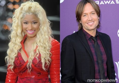 Ники Минаж и Кит Урбан стали судьями American Idol