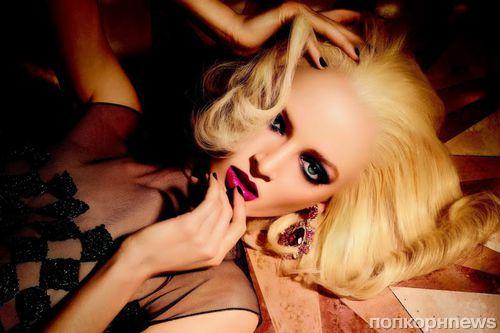 Праздничная коллекция декоративной косметики Dior Golden Winter