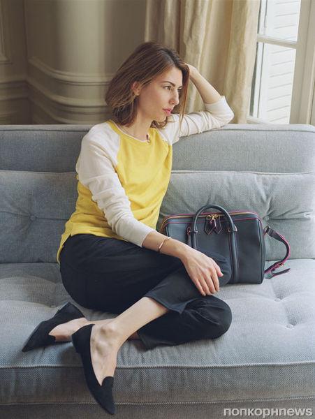 София Коппола создала коллекцию сумок для Louis Vuitton