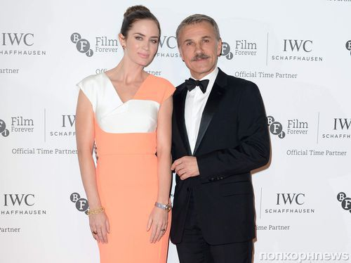 Звезды на званом вечере IWC Gala в Лондоне