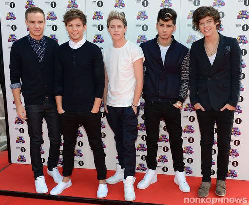 Новая песня One Direction - Little Things