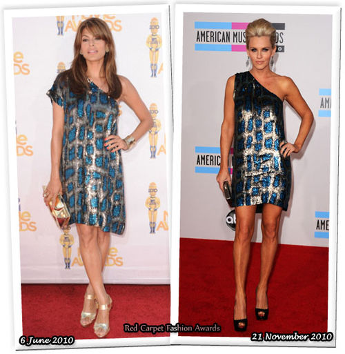 Fashion Battle: Ева Мендес и Дженни МакКарти