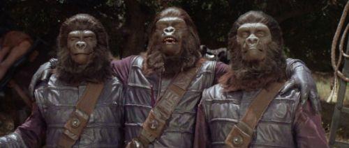 Приквел «Планеты обезьян» выйдет в 2011 году