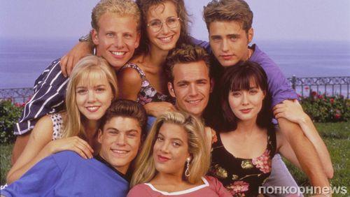 Культовый сериал «Беверли Хиллз 90210» получит продолжение с теми же актерами