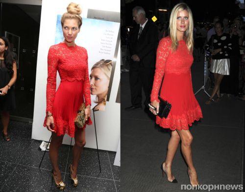 Fashion battle: Джессика Харт и Никки Хилтон